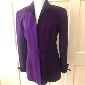 Authentic Vintage Christian Dior Wool Dress Jacket
